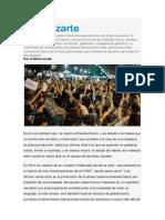 Feminizarte- Graciela Sacco y el compromiso de práctica artística feminista-Por Cristina Civale