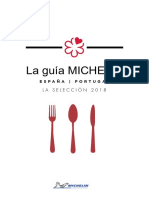 Michelin Stars for Spain and Portugal 2018