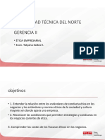2. Ética Empresarial f