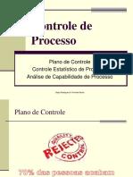 Processos - Plano de Controle