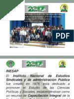 Presentación INESAP 2017
