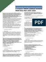 Examen Mir 2005