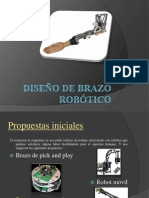 Presentacion Brazo Robotico