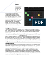 keister music night- draft single-page double-sided handout