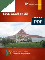 Kecamatan Enok Dalam Angka 2016