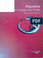 (Marie-Louise Von Franz) Alquimia (Introduccion Al Simbolismo)