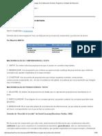 Macrorreglas de La Elaboración Del Texto _ Programa y Unidades de Redacción I