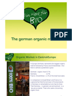 German Organic Market