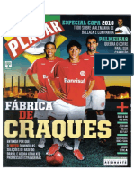 Revista Placar Novembro 2009