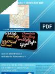Sistios, Sistemas y Servicios WEB, Presentacion SCRIB