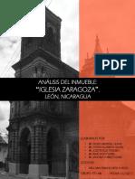 Caracterizacion Iglesia Zaragoza