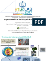 19 Diagnostico de Arbovirus de Altoimpacto