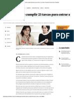 Colombia Debe Cumplir 23 Tareas Para Entrar a La Ocde _ Finanzas _ Economía _ Portafolio