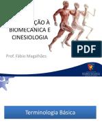 Introdução à Cinesioogia e Biomecânica