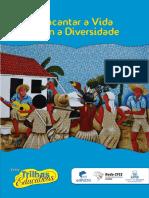 Livro Encantar a Vida Com a Diversidade