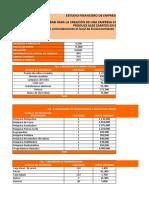 Evaluacion Financiera y Analisis de Sensibilidad 411
