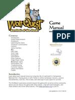 WolfQuest 2 Manual