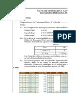 q Cálculo Mala Calidad Frecuencia EV-007-2017 TCH