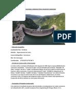 Represa Nacional Hidroelectrica Francisco Morazan