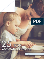 25 Top Anti Cancer Foods