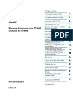 Plc Manuale Siemens s7 200