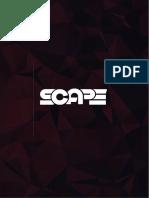SCAPE - Manual de Identidade Scape