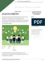 Roles en la gestión de proyectos digitales _IDA Chile