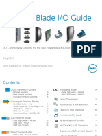 Dell M Series Blade IO Guide July 2016