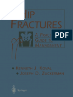 Kenneth J. Koval, Joseph D. Zuckerman Auth. Hip Fractures a Practical Guide to Management