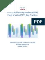 ESA POV Best Practices 1510