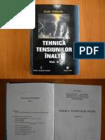 Tehnica Tensiunilor Inalte-Vol.2-Gleb Dragan
