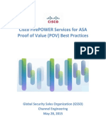 FirePOWER Services for ASA POV Best Practices 1504