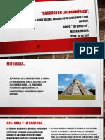 Barroco en Latinoamérica