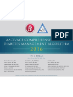 Guia para el manejo de diabetes 2016