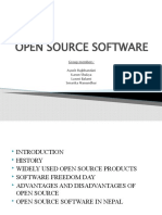Open Source Software n Foss in Nepal