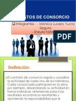 11 Contrato de Consorcio