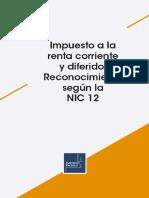 2016 Cont 15 Impuesto Corriente Nic12