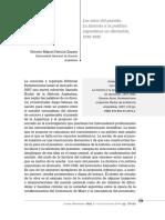 Los usos del pasado, la historia y la política argentina en discusión, 1910-1945. Alejandro Cattaruzza. Resumen.pdf