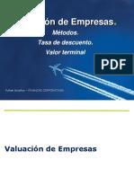 Valuacion de Empresas - DeLOITTE