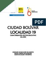 19. Ciudad Bolivar 2010