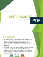 Refrigerantes - Clase Nº3