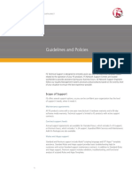 Guidelines and Policies Ds