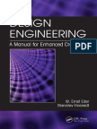 W. Eder, S. Hosnedl Design Engineering a Manual for Enhanced Creativity
