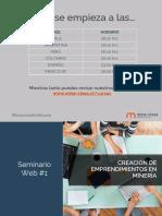 PDF Nº1 - Emprende en Minería