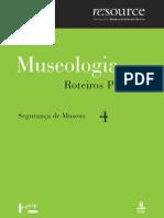 Museologia Roteiros Práticos Segurança em Museus 4