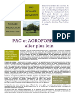 Agroforesterie Et Pac