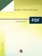 Cilampa2_SistemaLiterarioYFormasMenores