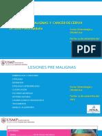 25.Lesiones Pre-malignas de cérvix.pptx