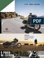 2017 Harley-Davidson Brazil Motorcycles Catalog