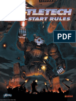 BattleTech Quick-Start Rules Classic BattleTech (10811452)